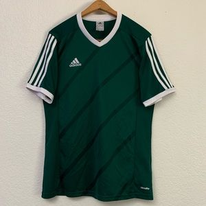 Adidas Green Mexico Soccer Jersey Size Medium